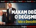 Denizli'den Başbakan'a Danışman