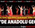 PAÜ'de Anadolu Gecesi