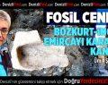 Fosil Cenneti Bozkurt-İnceler Emirçayı Karakısık Kanyonu