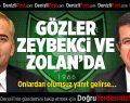 Denizlispor'da Gözler Zeybekci ve Zolan'da