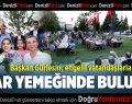Pamukkale'den Engelli Vatandaşlara İftar