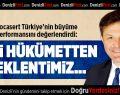 """Kocasert """"Türkiye beklenenin üzerinde büyüdü"""""""