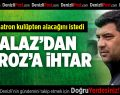 Palaz Denizlispor'a İhtar Çekti