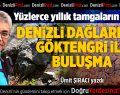 Denizli'de Kadim Türk Yazısı ve Tamgaları