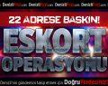Denizli'de Eskort  Operasyonu 17 Gözaltı