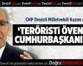 CHP'li Arslan'dan Cumhurbaşkanı'na Sert Eleştiri