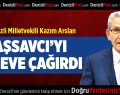 CHP'li Kazım Arslan'dan Başcavcı'ya Çağrı