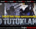 Denizli'de Fuhuş Operasyonuna 10 Tutuklama