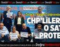 CHP'lilerden O Satışa Protesto