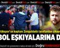 Fatih'ten yumruk atan Zonguldaklı taraftara dava