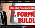 Matematik fenomeninden 7. formül