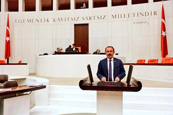sahin tin 1 11 - Ak Parti'li Şahin Tin: Türkiye Rekor Kırdı