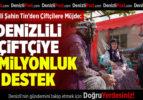 AK Partili Şahin Tin'den Çiftçilere Müjde