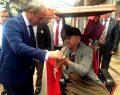 AK Partili Şahin Tin: Engelleri Birlikte Aşıyoruz!