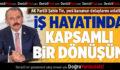 Milletvekili Şahin Tin, AK Parti İl Yönetimine Yeni Kanunu Anlattı