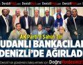 AK Parti'li Şahin Tin Sudanlı Bankacıları Ağırladı