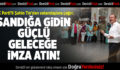 AK Partili Şahin Tin'den Vatandaşlara Sandık Çağrısı