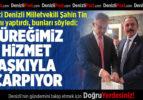 AK Parti Denizli Milletvekili Şahin Tin, TBMM'de kaydını yaptırdı