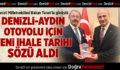 Denizli Milletvekilleri Bakan Turan'la görüştü, sözü aldı