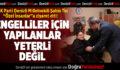 "AK Parti Denizli Milletvekili Şahin Tin'den ""Özel İnsanlar""a ziyaret"