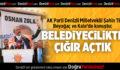 AK Parti Denizli Milletvekili Şahin Tin Beyağaç ve Kale'de konuştu