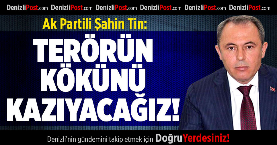 AK Partili Tin Partisinin İlçe Başkanlarıyla Bir Araya Geldi