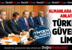 AK Partili Şahin Tin Almanya temaslarını değerlendirdi