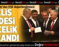 AK Parti Denizli Milletvekili Şahin Tin'den HSK Değerlendirmesi