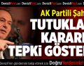 Milletvekili Şahin Tin'den ABD'nin tutuklama kararına sert tepki