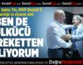 AK Partili Şahin Tin MHP Denizli İl Başkanlığı'nı ziyaret etti