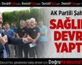 AK Partili Şahin Tin:Sağlıkta Devrim Yaptık!