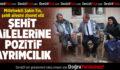 Milletvekili Şahin Tin, şehit ailesini ziyaret etti