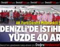 AK Parti'li Şahin Tin, Fabrika İşçileriyle Bir Araya Geldi