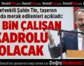 AK Partili Şahin Tin, Taşeron Konusunda Merak Edilenleri Açıkladı
