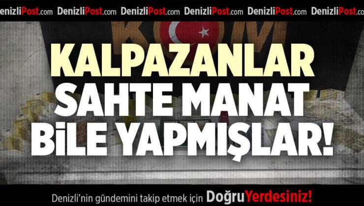KALPAZANLAR SAHTE MANAT BİLE YAPMIŞLAR!