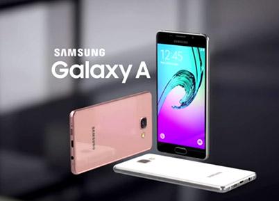 Samsung Yeni Galaxy A Serisini Tanıttı