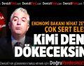 CHP'li Sancar Bakan Zeybekci'yi Çok Sert Eleştirdi
