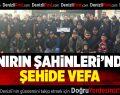 'Sınırın Şahinleri' Şehit Hüseyin Kuş İçin Saraköy'e Geldi