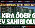 Sarayköy TOKİ Başvuruları Cuma Günü Bitiyor