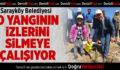 Sarayköy Belediyesi ilçede yaşayan her vatandaş için fidan dikecek
