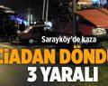 Sarayköy'de Kaza
