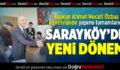 Sarayköy'de Yeni Dönem
