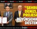 İl Milli Eğitim Müdürlüğü ile Büyükşehir Belediyesi Arasında Protokol İmzalandı