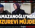 Sema Ramazanoğlu'ndan Huzurevi Müjdesi