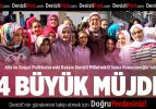 Ramazanoğlu: Denizli'ye 4 yurt yapacağız