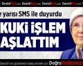 Ramazanoğlu'nun twitter hesabı ele geçirildi