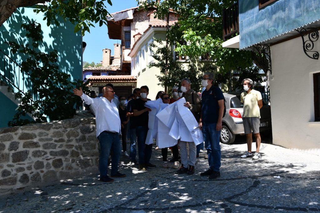 semerci sokak 2 1024x683 - Tarihi Kentler Birliği'nden Buldan Belediyesine ödül