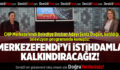 """DOĞAN: """"VATANDAŞ BENİ BAĞRINA BASTI"""""""