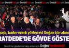 Şeniz Doğan'dan Muratdede'de Gövde Gösterisi