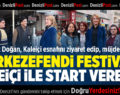 """""""MERKEZEFENDİ FESTİVALİ KALEİÇİ İLE START VERECEK"""""""